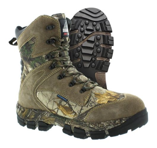 Itasca Bull Elk Hunting Boots