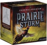 Balle Federal Prairie Storm, calibre 12, 3 po, 1 1/4 oz, plomb, no 5 | Federal | Canadian Tire
