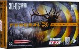 Federal Premium 30-06 Springfield 180 Grain Barnes TSX | Federal | Canadian Tire
