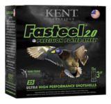 Cartouches à grenaille d'acier Kent Fasteel 2.0, calibre 12, 3 po, 1 1/8 oz, no 2   Kent   Canadian Tire