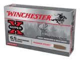 Munitions Winchester Super X Power Point, calibre 6,5 Creedmoor, 129 grains | Winchester | Canadian Tire