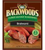 Backwoods Cured Sausage Seasoning, Bratwurst, 5-lb