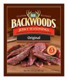 Assaisonnement à charqui Backwoods, original, pour 5 lb de viande