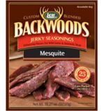 Assaisonnement à charqui Backwoods, mesquite, pour 25 lb de viande
