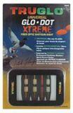 Visée en fibre optique TRUGLO Glo-Dot Xtreme