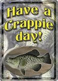 Crappie Tin Sign | RIVERS EDGE | Canadian Tire