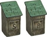 Outhouse Salt and Pepper Shaker Set | RIVERS EDGE | Canadian Tire