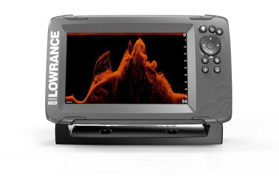 Échosondeur Lowrance Hook 7x avec GPS  détecteur de poissons Splitshot Image de l'article