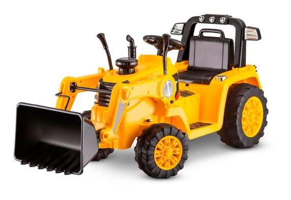 Tracteur CAT à enfourcher, 6 V