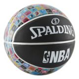 Spalding NBA Apps Logo Icons Basketball, Size 7 | Spalding | Canadian Tire