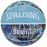 Ballon de basketball Spalding avec graffiti de la NBA, taille 7 | Spalding | Canadian Tire