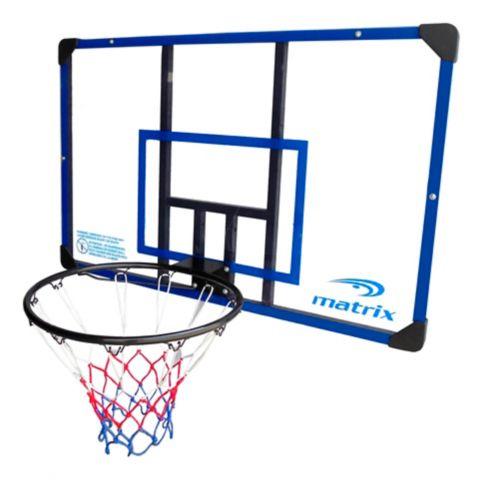 Panneau et anneau de basketball Matrix Deluxe, 44 po Image de l'article