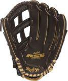 Rawlings RSB Softball Glove, H-Web, Black/Brown, 14-in | Rawlings | Canadian Tire