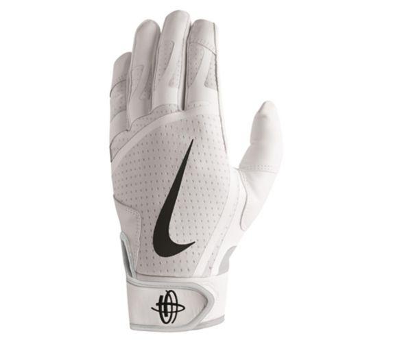 Nike Huarache Edge Batting Glove, White, Youth Canadian Tire