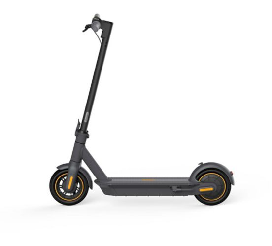 Segway Ninebot MAX G30P Electric KickScooter, Black Product image