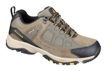 b6224f1e592 Woods™ Men's Low Cut WP Rundle Hiker Boots, Taupe/Gold