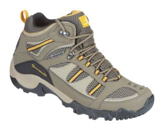 b0e985c98fc Outbound Norquay Waterproof Hiking Boot, Taupe/Gold, Men's