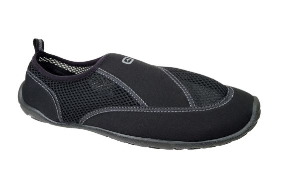 Outbound Men's Water Shoes, Black