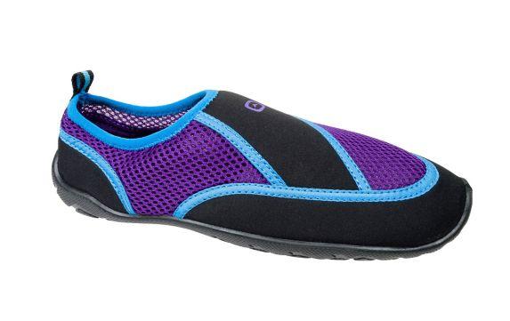 Chaussures aquatiques Outbound, dames, turquoise/violet Image de l'article