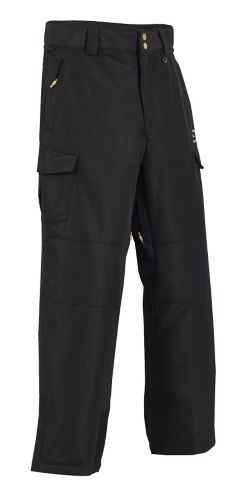 Outbound Asher Junior Insulated Snow Pants, Black
