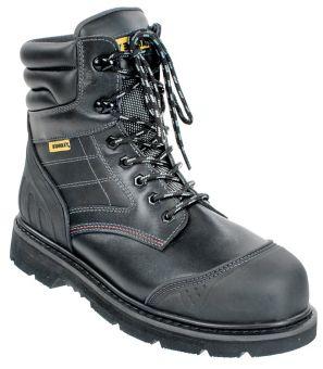 5da5e5f8485 Stanley Men's CSA Work Boots, Black, 8-in