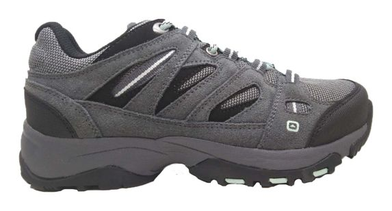 Outbound Women's Trail Low Hiker Boots, Charcoal/Amaranth Product image