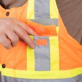 Salopette doublée haute visibilité Terra, orange | Terra | Canadian Tire