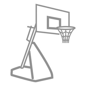 How to Make a Basketball Hoop Origami-Style | Basketball hoop ... | 339x339