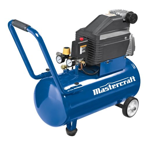 Mastercraft 8 Gallon Air Compressor