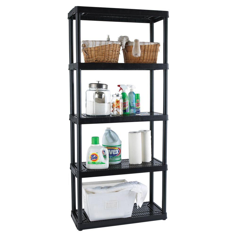 Canadian Tire Medium Duty Resin Rack