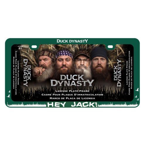 Cadre de plaque d'immatriculation Duck Dynasty, Hey Jack Image de l'article