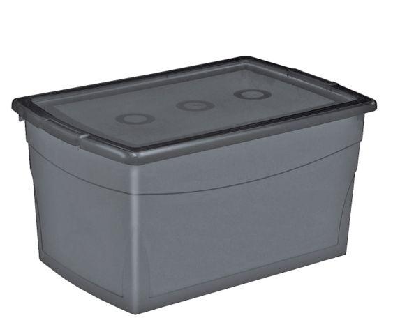 KIS Omni Storage Container, 50-L, Black Product image