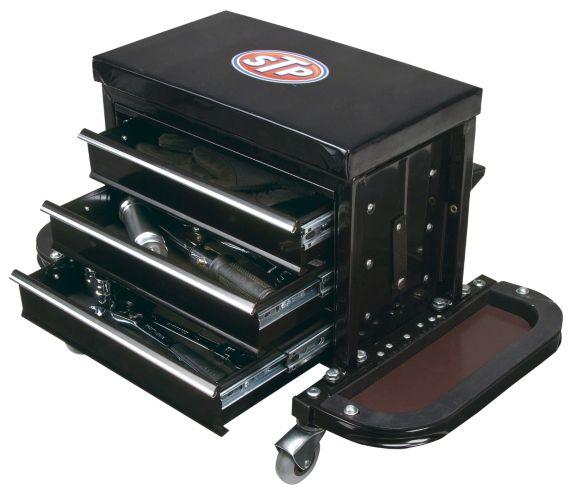 Tabouret-coffre à outils STP Image de l'article