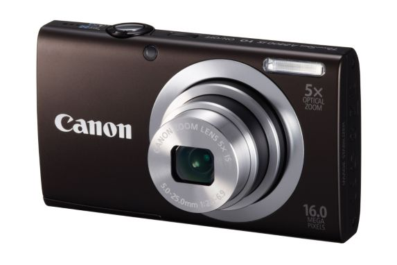 Appareil photo Canon PowerShot A2400, 16 MP Image de l'article