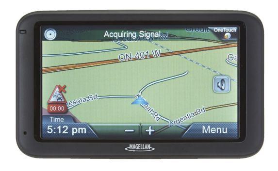 GPS d'auto Magellan RoadMate 5235T-LM avec écran tactile et étui, 5 po Image de l'article