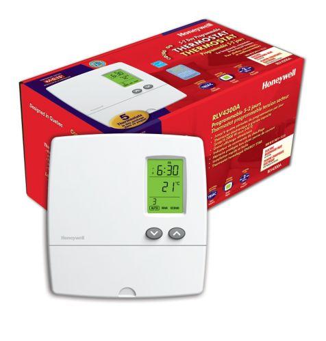 Thermostat programmable 2 jours, paq. 5 Image de l'article
