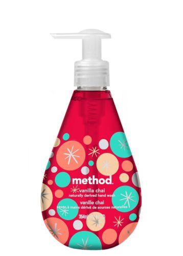 Savon à mains Method, parfum des Fêtes Image de l'article