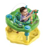 Evenflo ExerSaucer Deluxe Active Learning Center, Zoo Friends   Evenflonull