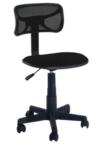 Chaise de bureau, noir Image de l'article