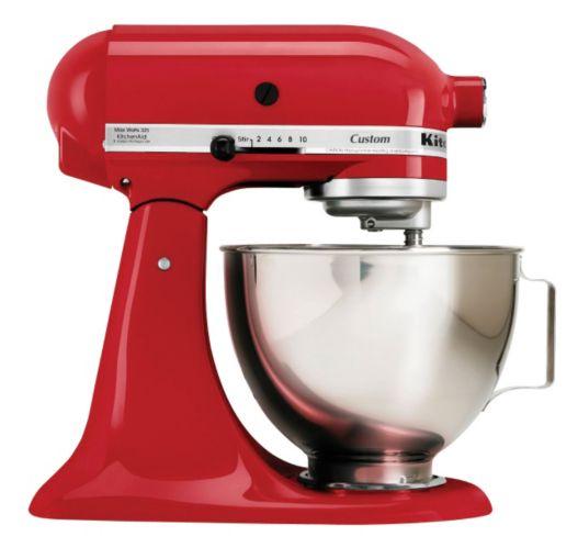 KitchenAid Custom Stand Mixer, Red Product image