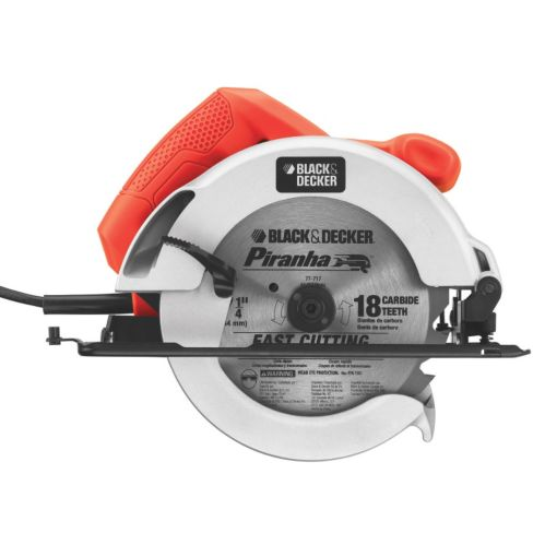 Black & Decker 12A Circular Saw, 7-1/4-in Product image