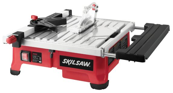 SKILSAW Wet Tile Saw with HydroLock System, 7-in Product image