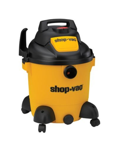 Shop-Vac® Premium Auto & Home Wet/Dry Vacuum with 2-stage 2000-hr motor, 30-L Product image