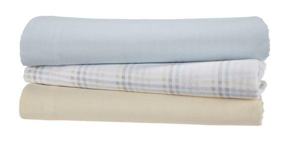 Draps pour lit jumeau Image de l'article