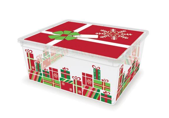 Boîtes-cadeaux de Noël Image de l'article
