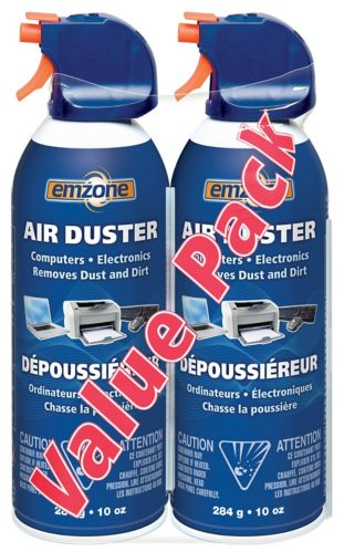 Emzone Air Duster, 10-oz, 2-pk Product image