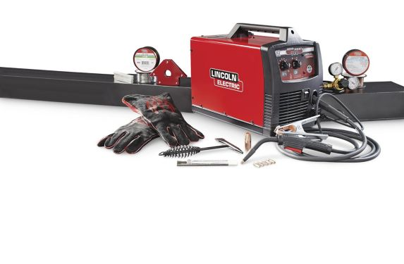 Lincoln Electric Welder Kit