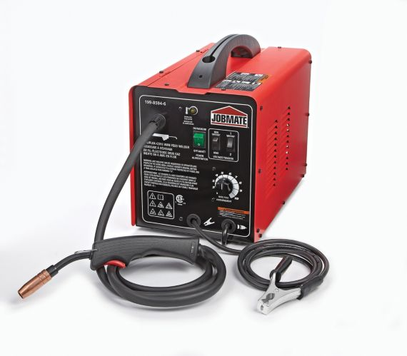 Soudeuse à fil-électrode MIG Jobmate Image de l'article