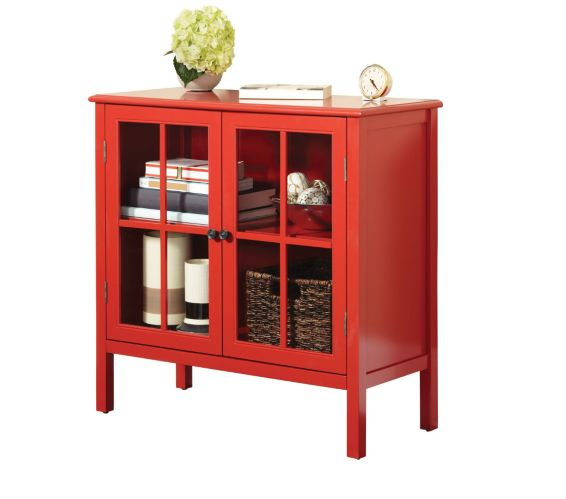 Everett Red Cabinet Product image