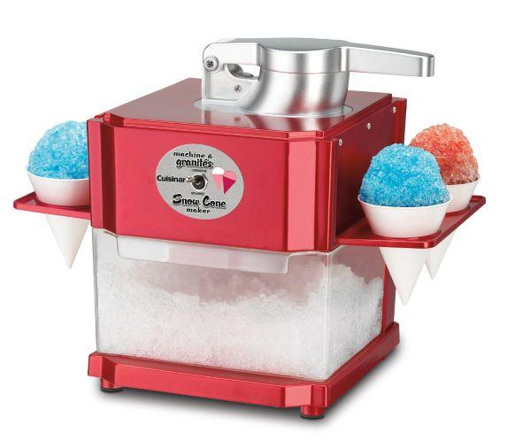 Cuisinart Snow Cone Machine Product image